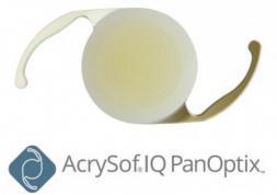 Cataracte: Nouvelle lentille intraoculaire Panoptix Acrysoft IQ