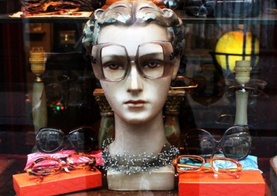 Les lunettes Vintage, une solution au manque d'idées ?