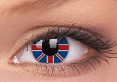 Les lentilles de contact ont le vent en poupe au Royaume-Uni