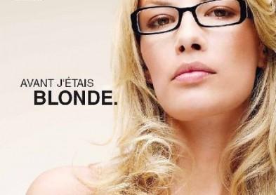 'Avant j'étais nue' : la pub des opticiens Krys parodiée pour les présidentielles !