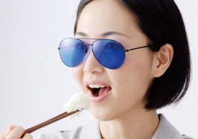 Des lunettes japonaises comme régime amaigrissant ?