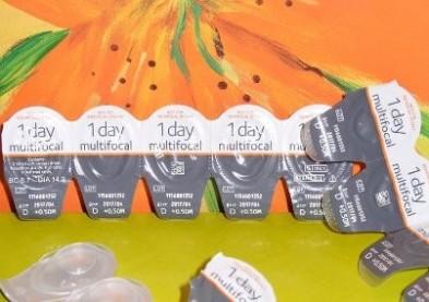 Une nouvelle lentille journalière pour presbyte :  Proclear 1 Day Multifocal