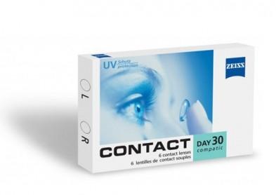 Contact Day 30 Toric, une nouvelle lentille torique de Zeiss