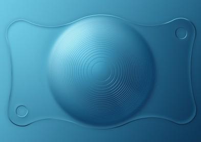 Une lentille intraoculaire innovante pour compenser la presbytie