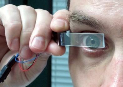 Une nouvelle lentille futuriste pour les motards !