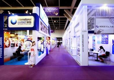 Hong Kong : les lentilles de contact à l'honneur au Salon d'Optique