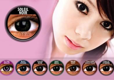 Asie: les ventes de lentilles de contact en plein essor