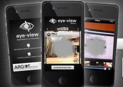 Une application IPhone pour simuler les troubles visuels