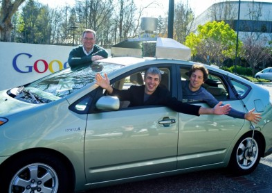 Plus besoin de lentilles de contact pour conduire grâce à Google !