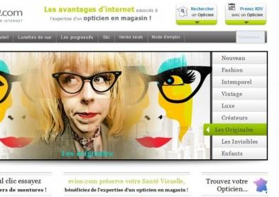 Wargnier : la vente directe de lunettes en ligne n'est pas viable