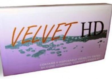 Le laboratoire CVE présente des lentilles mensuelles Velvet toriques