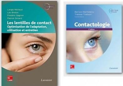 Contactologie et adaptation de lentilles : 2 guides pratiques