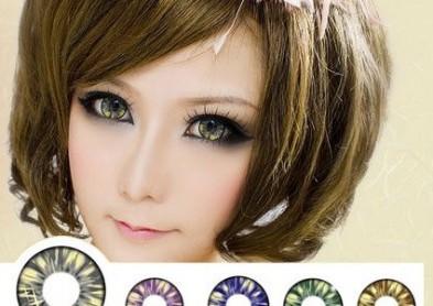 Boum des lentilles cosplay : le Japan Style en plein essor !