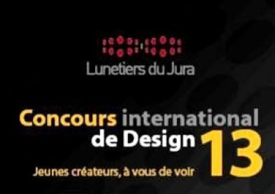 Grand concours de design des Lunetiers du Jura