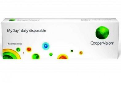 CooperVision dévoile sa nouvelle lentille journalière MyDay