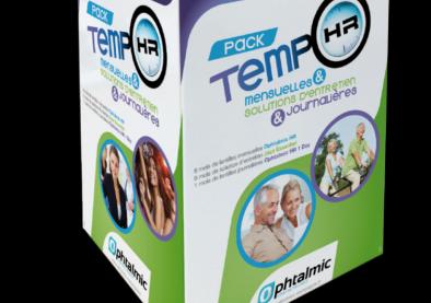 Tempo HR: le nouveau pack lentilles adapté à tout rythme