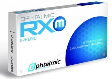 Ophtalmic RXm: des lentilles sur mesure à 30 millions de paramètres