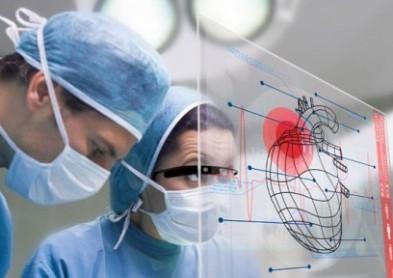 Les Google Glass comme outil de diagnostic pour les médecins