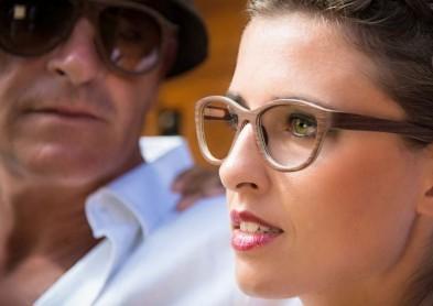 WooDone : les lunettes en bois au poids plume