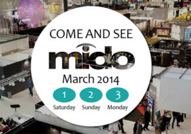 Ouverture du Salon Mido 2014 : plus de 1000 exposants