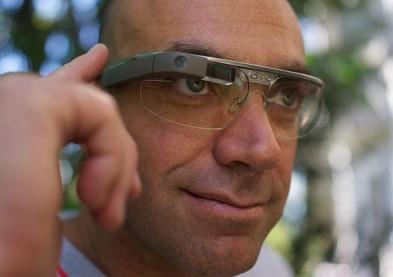 Premières Google Glass sur monture Ray-Ban dès 2015