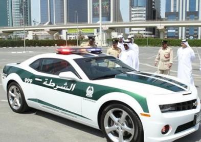 Les policiers de Dubaï équipés de lunettes Google Glass