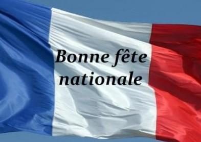 Bonne fête nationale !