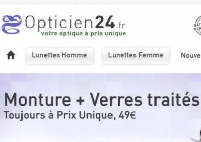 Echec du site Opticien24.fr : la fin des lunettes en ligne ?