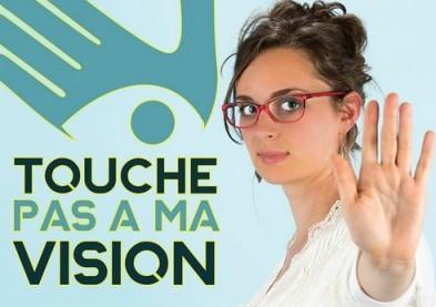 Touche pas à ma vision : les opticiens mobilisent le grand public