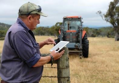 Innovation : Les premières lunettes connectées pour agriculteurs