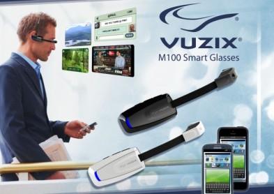 Intel investit des millions dans les lunettes intelligentes Vuzix