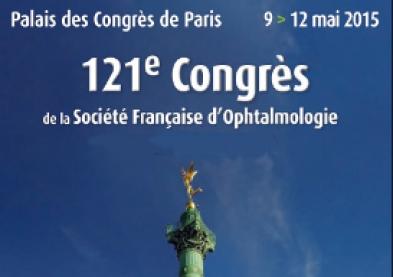 Congrès des ophtalmologistes SFO 2015: Zoom sur le programme