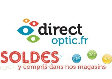 Code promo Direct Optic: 10€ offerts sur vos lunettes !