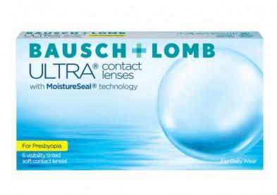 Nouvelle lentille de contact pour presbyte: Ultra