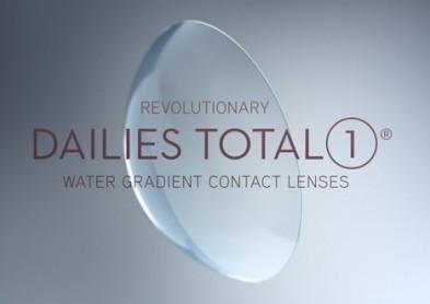 Extension de puissances des lentilles Dailies Total 1