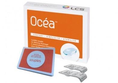 Ocea, une lentille hors norme pour les défauts visuels extrêmes