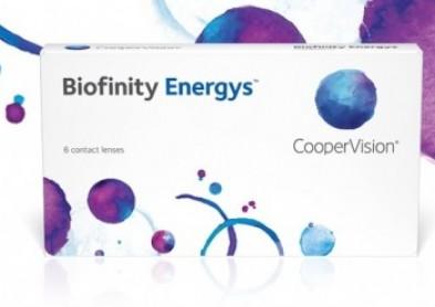 CooperVision dévoile ses nouvelles lentilles Biofinity Energys