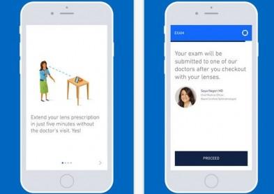 Simple Contacts: une appli iPhone dangereuse pour les yeux ?