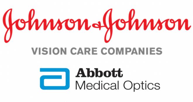 Abbott Medical Optics racheté par Johnson & Johnson