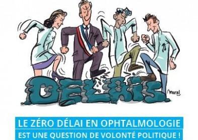 Zéro délai chez l'ophtalmo en 2022, c'est possible ?