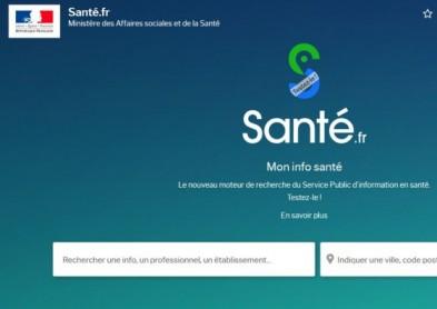 Lancement de Santé.fr, portail gouvernemental pour le grand public