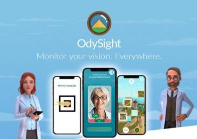Application OdySight: Un jeu vidéo reconnu pour dépister la DMLA