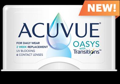 Les premières lentilles de contact photochromiques testées chez 40 optométristes