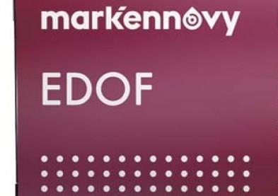 Presbytie: Mark'ennovy présente sa nouvelle lentille multifocale Edof