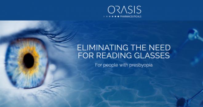 Révolution: Des gouttes oculaires pour corriger la presbytie