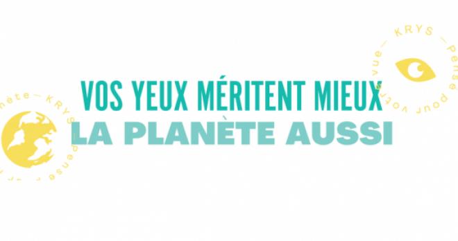 Journée de la Terre 2021: Jetez correctement vos lentilles de contact